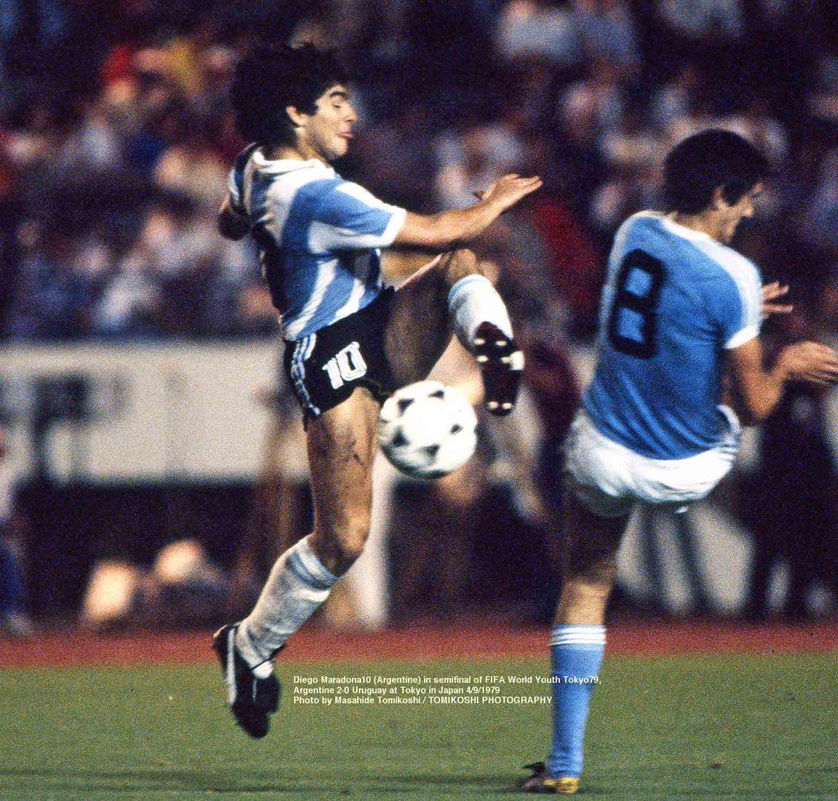Maradona Uruguay Los Pleyers