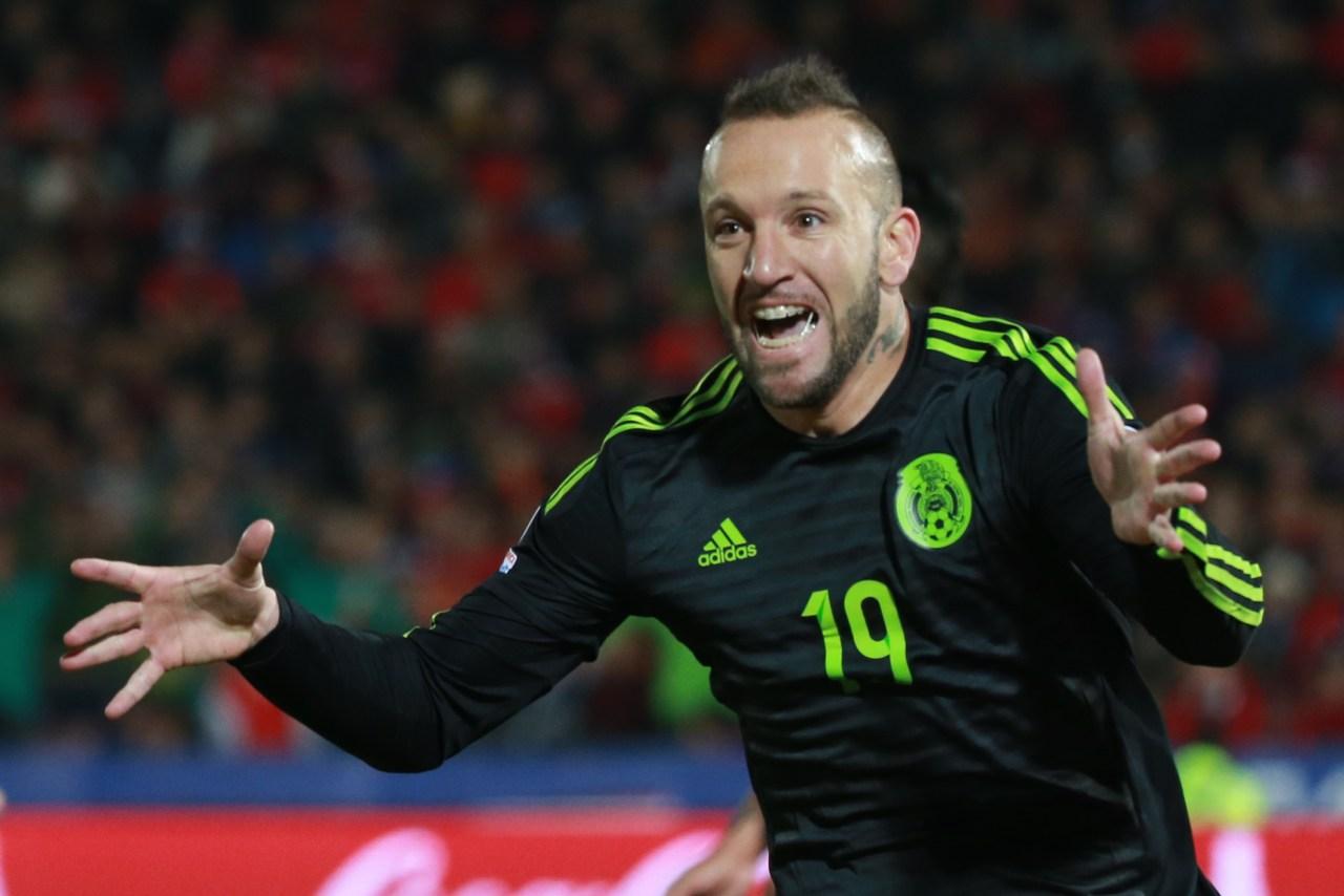 Naturalizados, Futbolistas, México, Carta