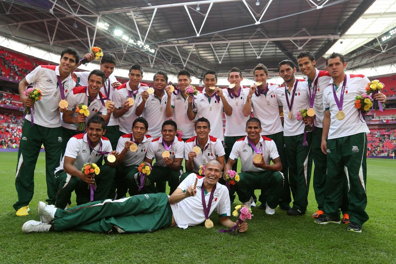 Olimpiadas, Londres 2012, Seleccion Mexicana, Oro, Tri, Brasil