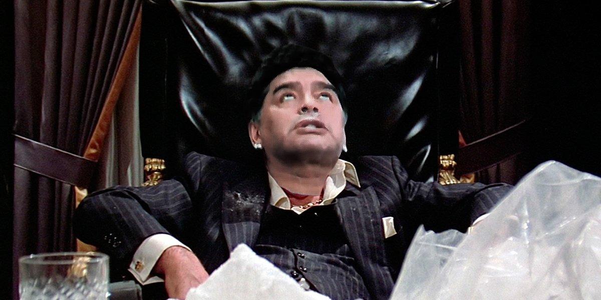 Padrino Maradona Los Pleyers