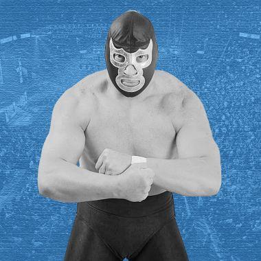 Blue Demon Lucha Libre Película Videojuego