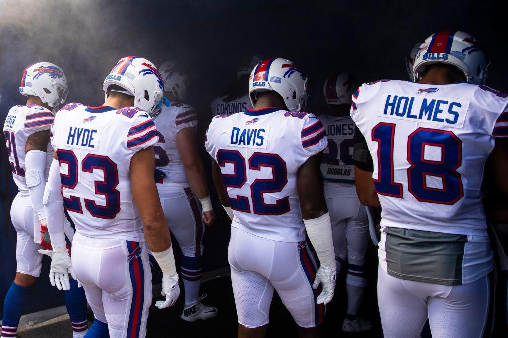 Vontae Davis Buffalo Bills Retiro Nfl Los Pleyers