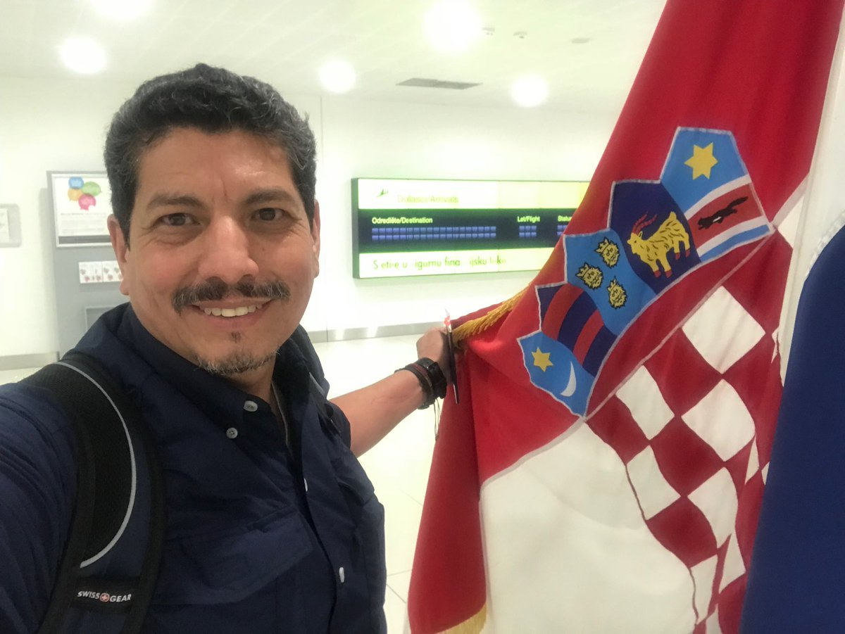 Yuri Cortez, Croacia, Fotógrafo, Mundial, Rusia 2018, Fotografía, Semifinal