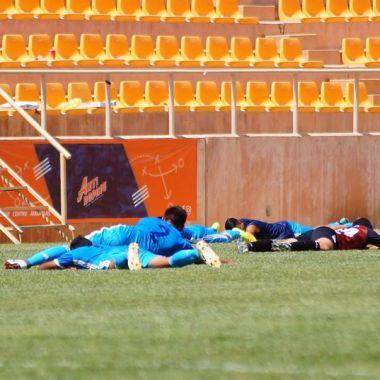 Abejas atacan en partido de la Tercera División