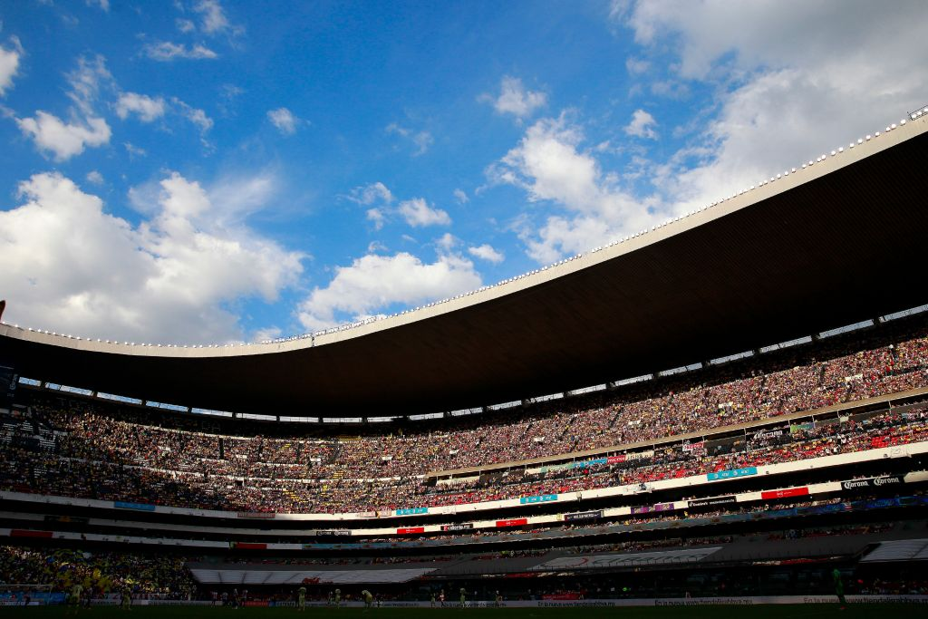 América Cruz Azul Estadio Azteca Asistencia Los Pleyers