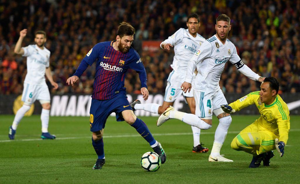 A Qué Hora Juega Barcelona Vs Real Madrid En El Clásico