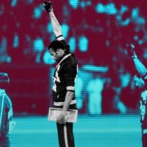 Black Power México Juegos Olímpicos 1968 Tommie Smith John Carlos