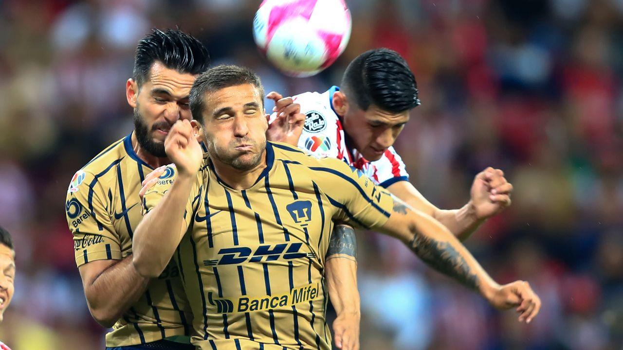 Chivas Pumas Resultado Apertura 2018 Los Pleyers