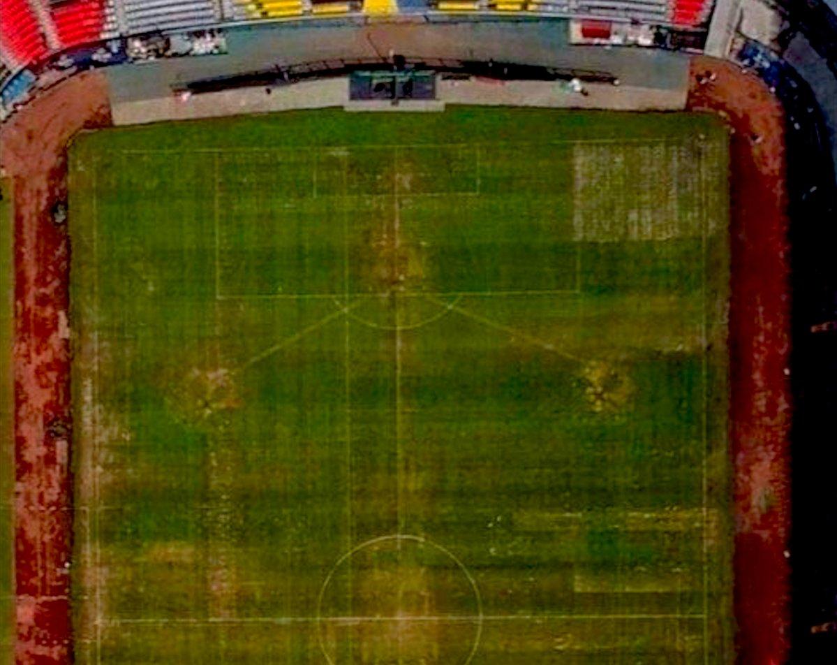 Condiciones Estadio Azteca Los Pleyers