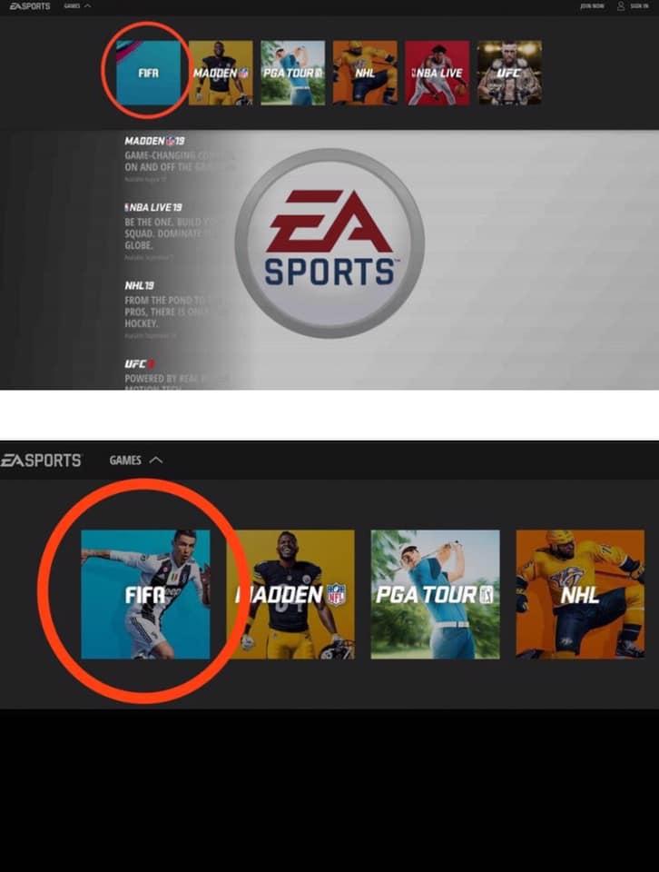 Cristiano Ronaldo, EA Sports, Nike, Violación