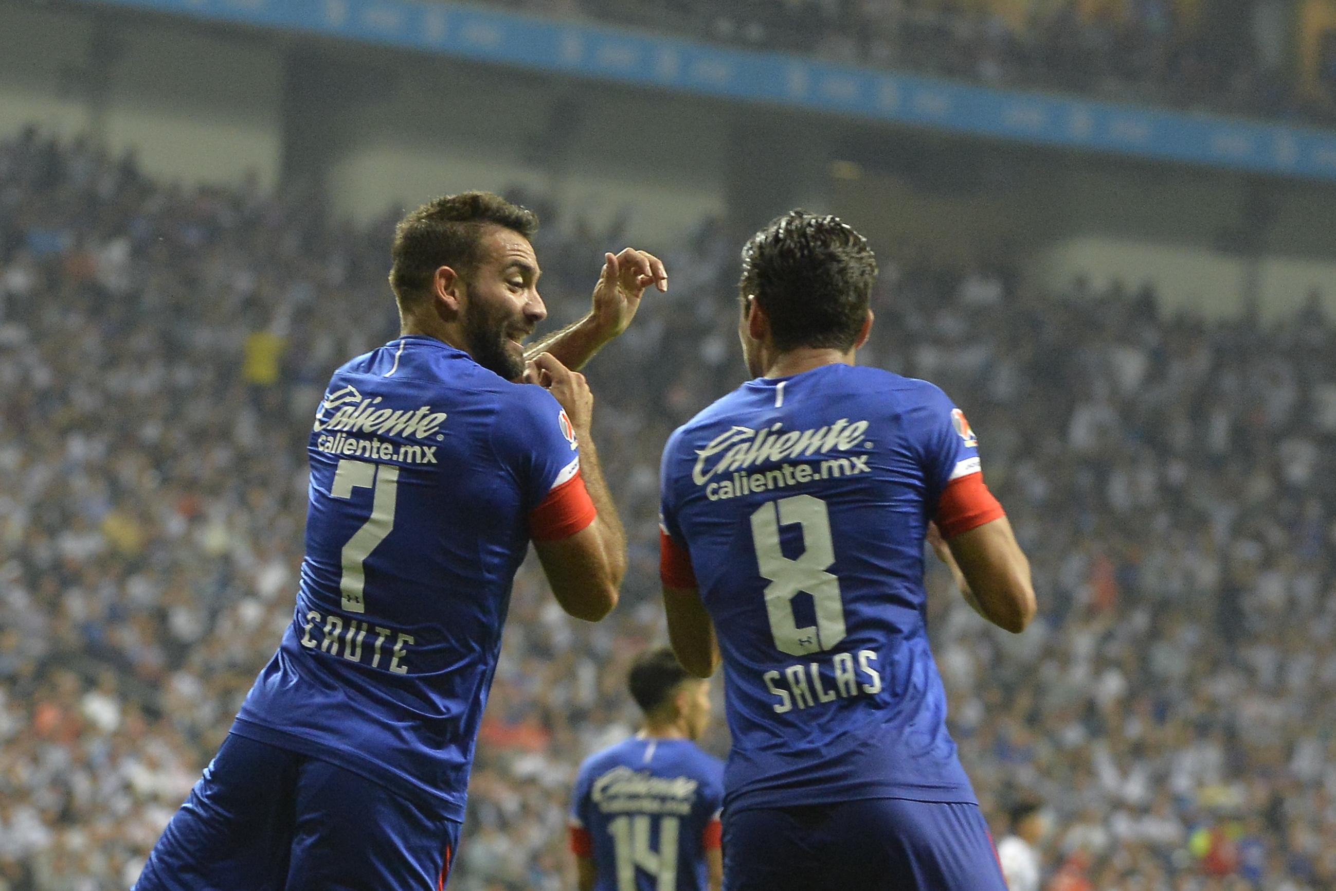 Cruz Azul, Monterrey, Copa MX, Final Los Pleyers
