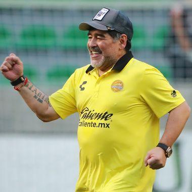 Diego Maradona, Selección Mexicana, Leo Messi, Declaraciones Los Pleyers