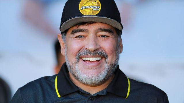 Diego Maradona, Serie, Amazon, Culiacán, Los Pleyers
