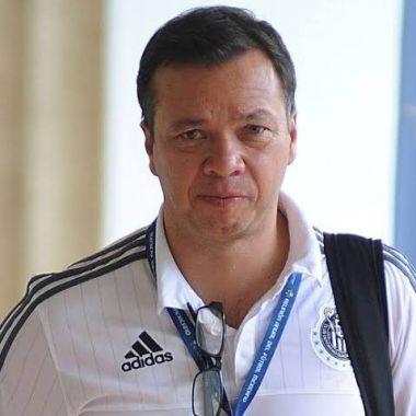 De promotor a secretario deportivo de las Chivas