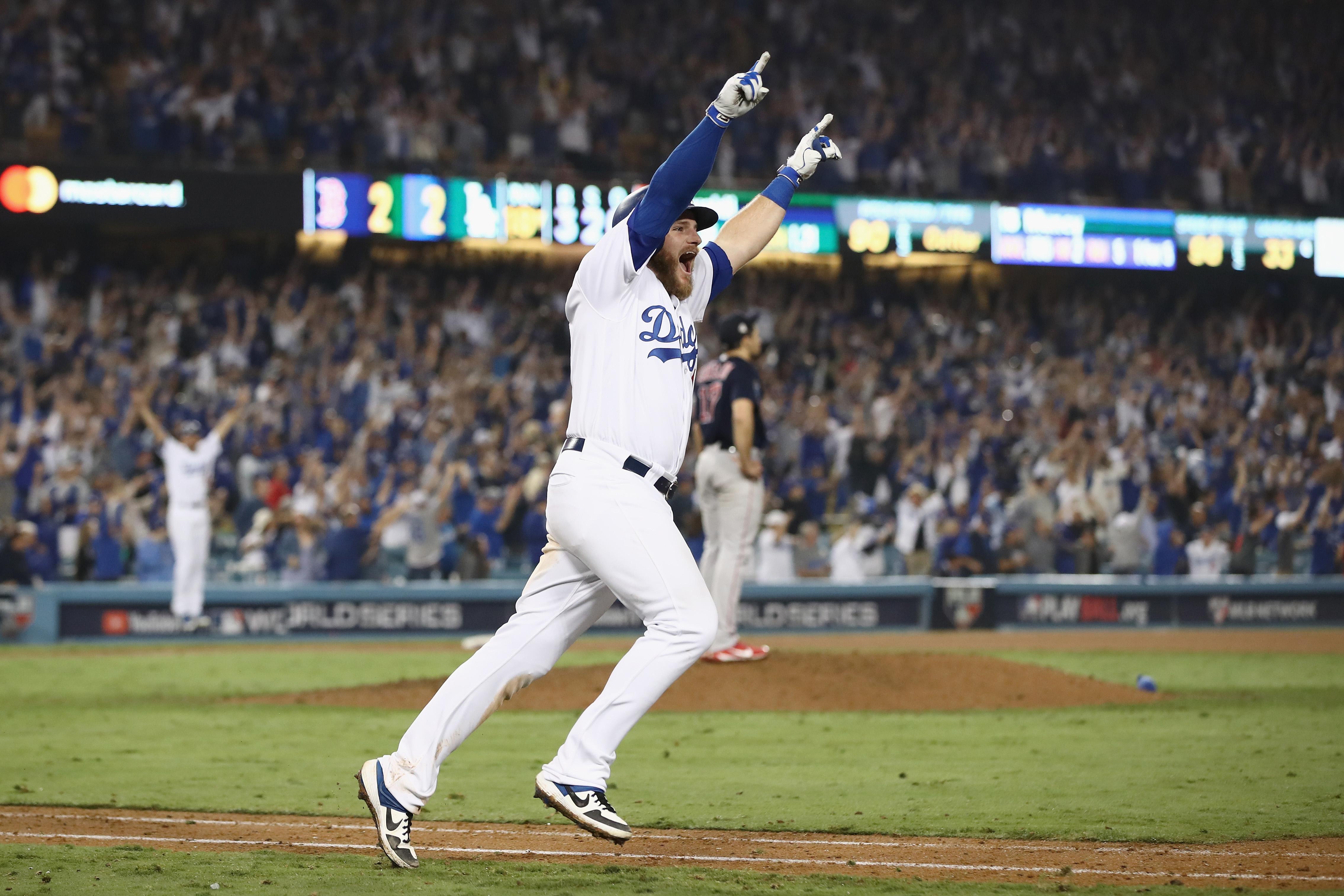 Dodgers, Red Sox, Serie Mundial, Tercer juego Los Pleyers
