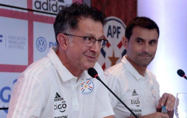 Juan Carlos Osorio Dejaría Selección Paraguay
