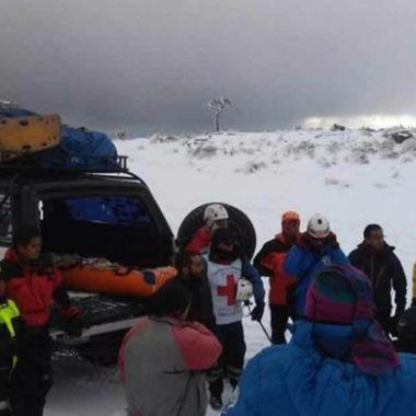 Pico De Orizaba, Alpinistas, Muertos, Heridos