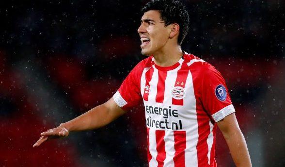 Erick Gutiérrez Anota Cuarto Copa Holanda