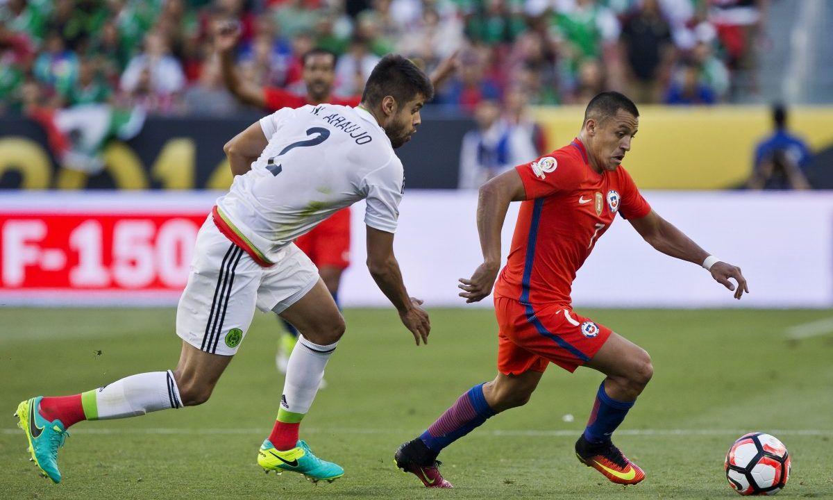 Fecha FIFA, México, Chile, Hora, Previa, Horario