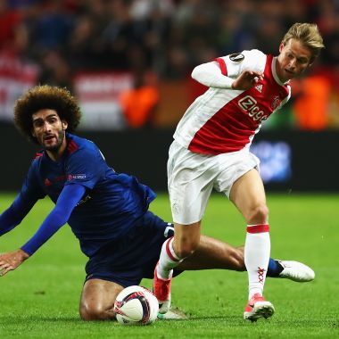 Frenkie De Jong, Ajax, Barcelona, Transferencia Los Pleyers