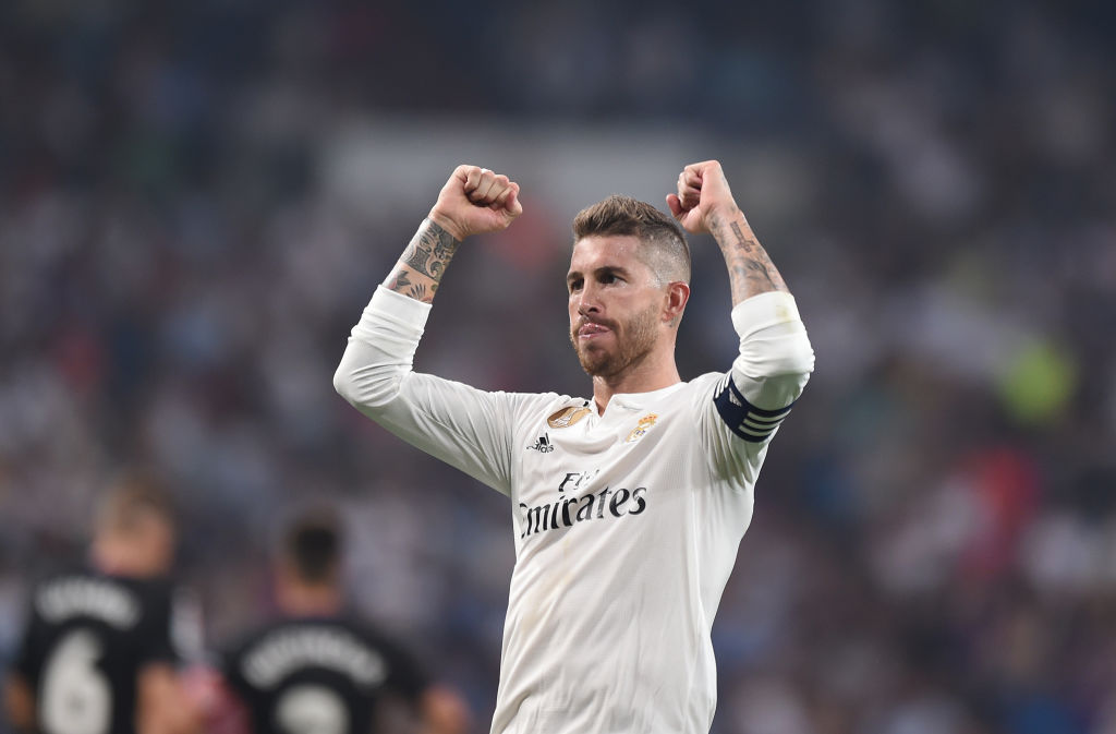 Sergio Ramos Agrede Canterano Real Madrid