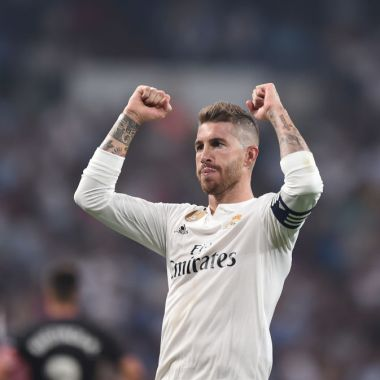 Sergio Ramos Agrede Canterano Real Madrid