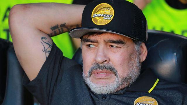 Maradona, Drogas, Entrevista, Adicción, Confesión, Argentina