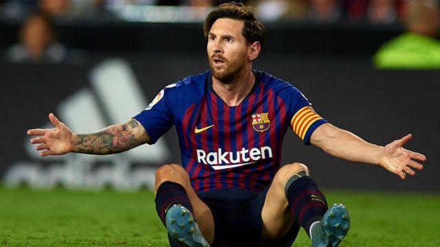 Lionel Messi No Jugará Clásico
