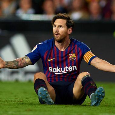 Lionel Messi Debut Circo Espectáculo Vida