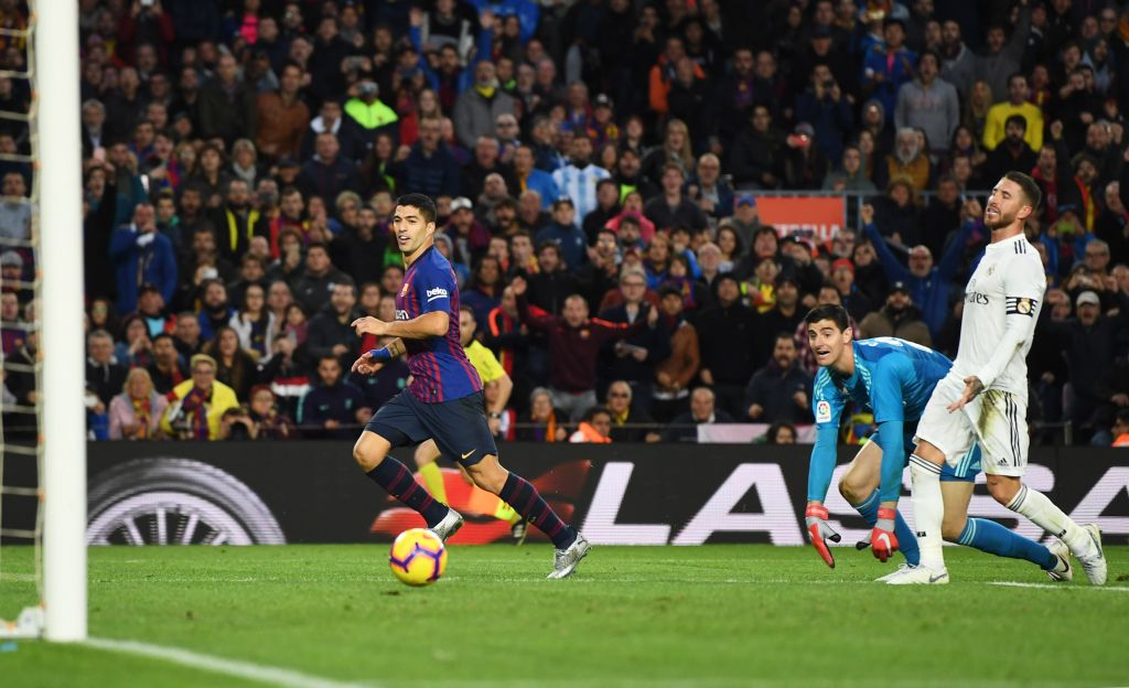 Barcelona Humilla Real Madrid Clásico España