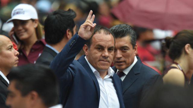 Luis García Propició Problemas Cuauhtémoc La Volpe