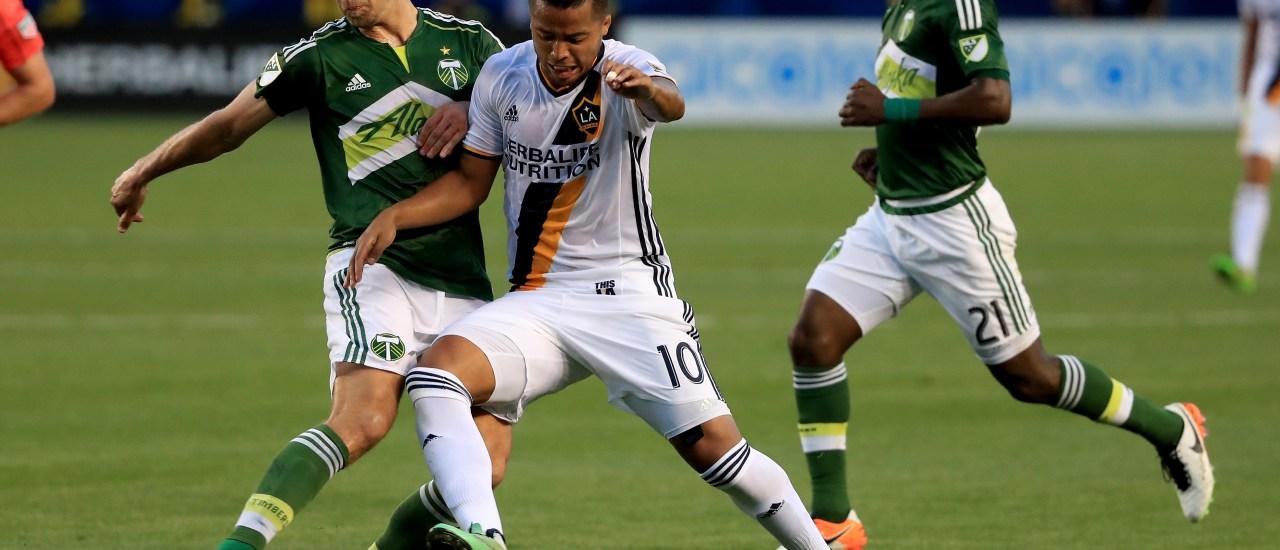 Giovani Dos Santos, Los Angeles Galaxy, Equipo, América, Los Pleyers