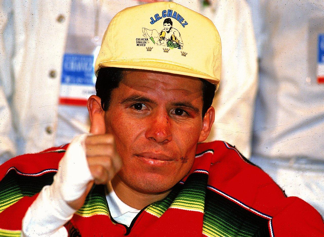 Julio César Chávez, Juan Pablo II, Baño, Drogas Los Pleyers