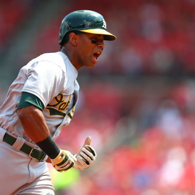 Khris Davis, Home Runs, Athletics Oakland, Mexicano