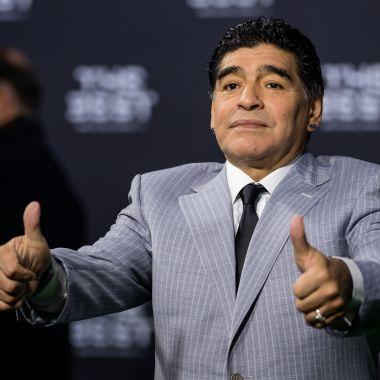 Maradona, Cristina Kirchner, Vicepresidente, Argentina