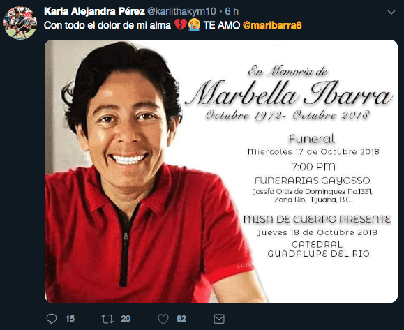 Marbella Mar Ibarra, Xolas Tijuana, Asesinan, Fundadora Los Pleyers