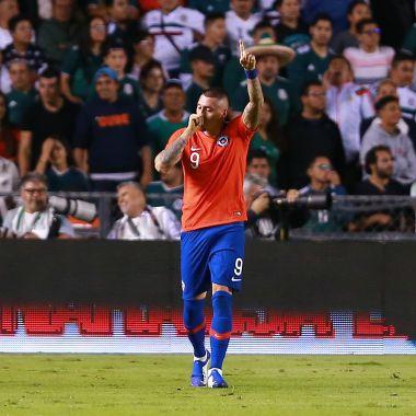 Seleccion Mexicana Perdió Chile Nicolas Castillo Fecha FIFA