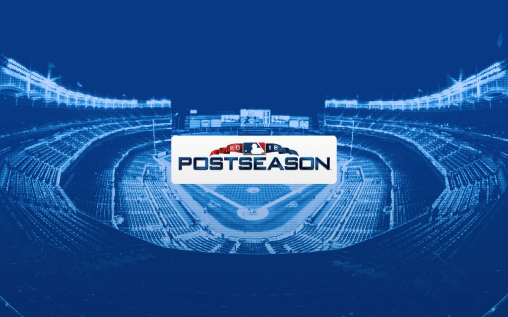 MLB, Playoffs, 2018, HorarioMLB, Playoffs, 2018, Horario, Los Pleyers