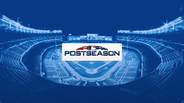 MLB, Playoffs, 2018, HorarioMLB, Playoffs, 2018, Horario, Los Pleyers