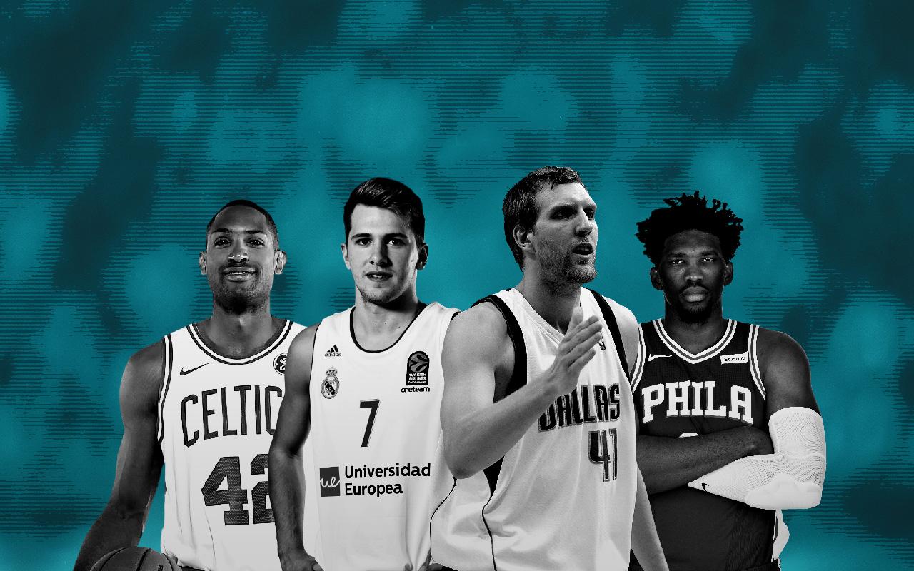 La NBA inicia temporada con jugadores de 42 países y territorios