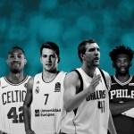 NBA, Temporada 2018 2019, Jugadores, Extranjeros Los Pleyers