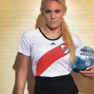 Novia de Maradona jugará en el futbol mexicano