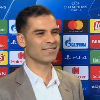 Rafael Márquez, Convenios, Deportivos, Barcelona, Europa