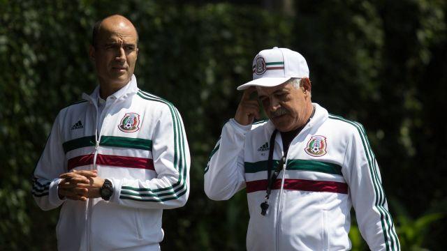 Selección Mexicana, Entrenador, Fecha, FMF Los Pleyers