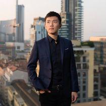 Steven Zhang Inter de Milán Presidente 26 años