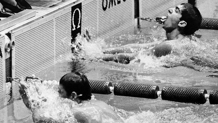 Tibio Muñoz Juegos Olímpicos 50 años 1968 México