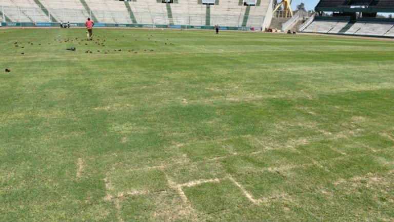 Argentina Carencias Estadio Selección Mexicana Bancas