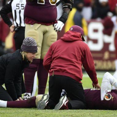 Esta es la espeluznante lesión de un quarterback de la NFL [Video]
