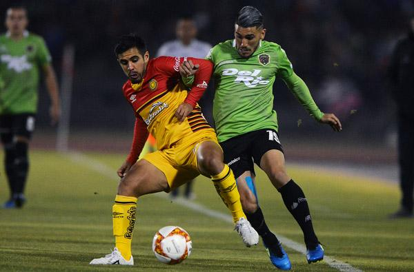Ascenso MX, Apertura 2018, Liguilla, Semifinales Los Pleyers
