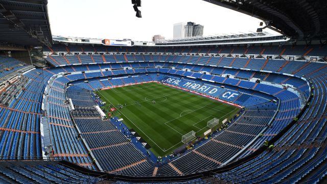 Copa Libertadores, Santiago Bernabéu, Final, 2018, Los Pleyers